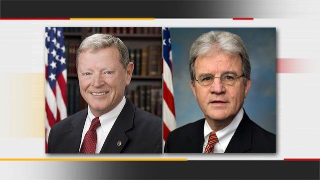 Senate Passes Violence Against Women Act, Oklahoma Senators Vote 'No'