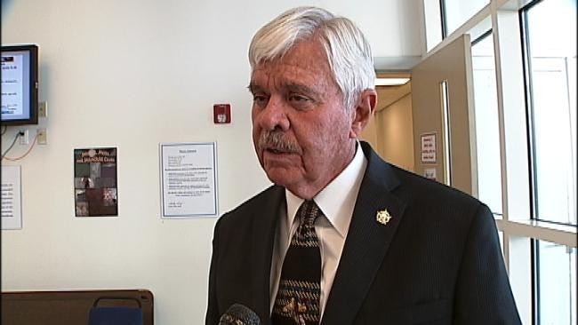 Tulsa County Sheriff Stanley Glanz Files Lawsuit Against Walmart