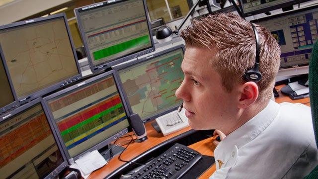 Tulsa's EMSA Dispatch Center Honored