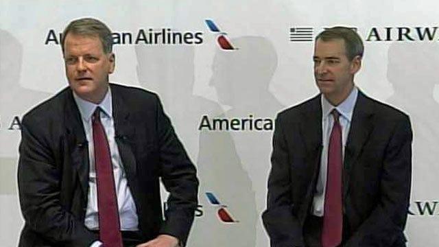 American Airlines, US Airways Unveil $11 Billion Merger
