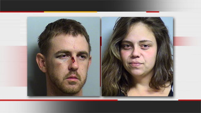 Couple Charged After Police Chase That Started With Auto Theft Sting