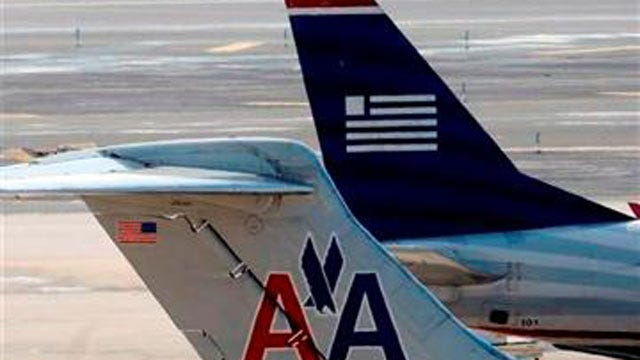 Little Overlap In American, US Airways Routes