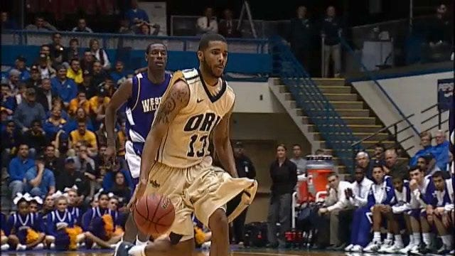 Niles, Bell-Holter Lead Golden Eagles Past Sam Houston State