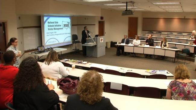 School Safety Strategies Discussed At Special Forum