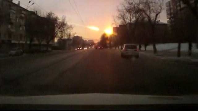 Meteorite Strikes Close To Home For Green Country Student From Russia