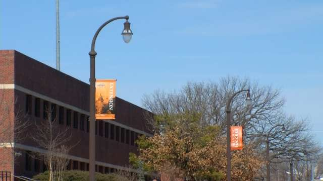 OSU Campus Use Of Wind Energy Touted At Stillwater Ceremony