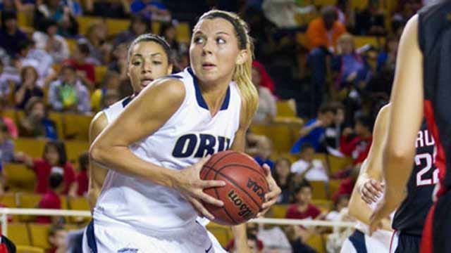 Luper's Big Night Leads ORU Women Into First Place