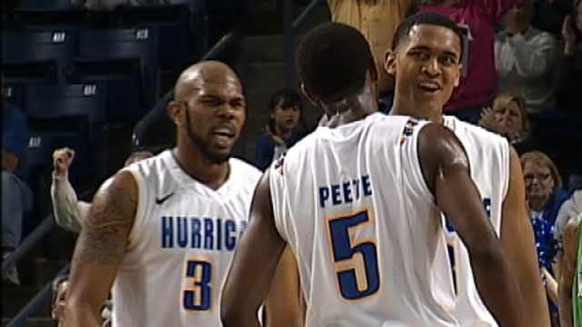 Tulsa Basketball Outlasts Houston In Triple Overtime