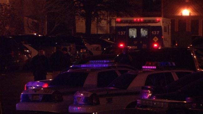 Man Dead In Standoff With Tulsa Police