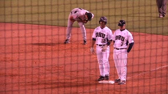 ORU Rides Zufall's Arm To Victory Against Saint Louis