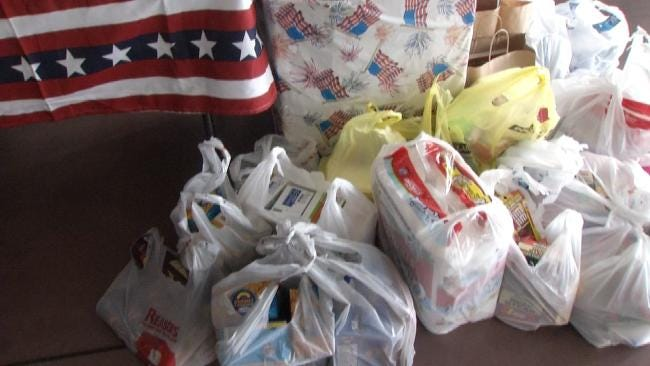Rogers State Teams With Blue Star Mothers To Give Back