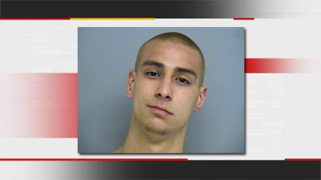 Tulsa Deputies Find Knife In Cell Belonging To Accused Murderer