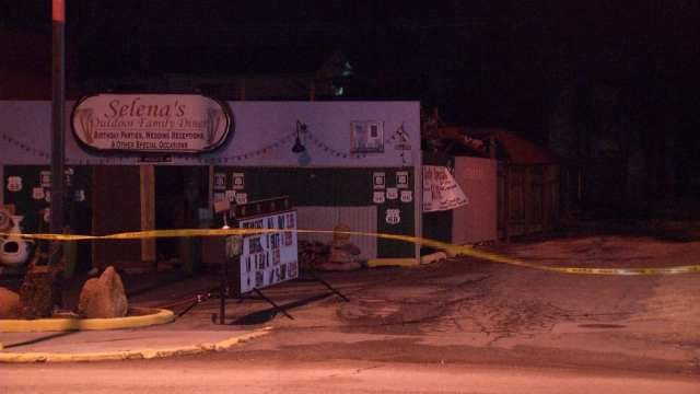 Downtown Sapulpa Restaurant Damaged By Fire