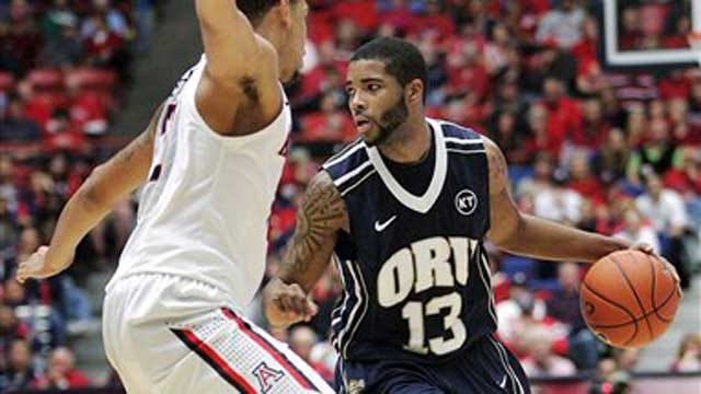 ORU's Niles Named Southland Men's Basketball Player Of The Week