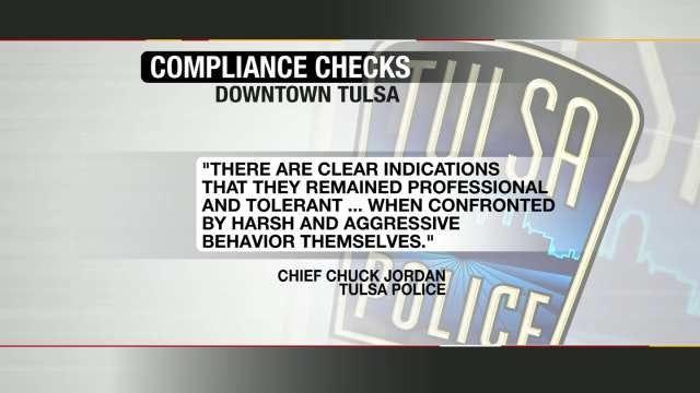 Tulsa Police Compliance Checks Create Conflict With City Councilor