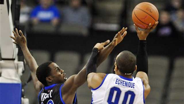 Tulsa's Wright Earns Second Straight C-USA Freshman Of The Week Honor