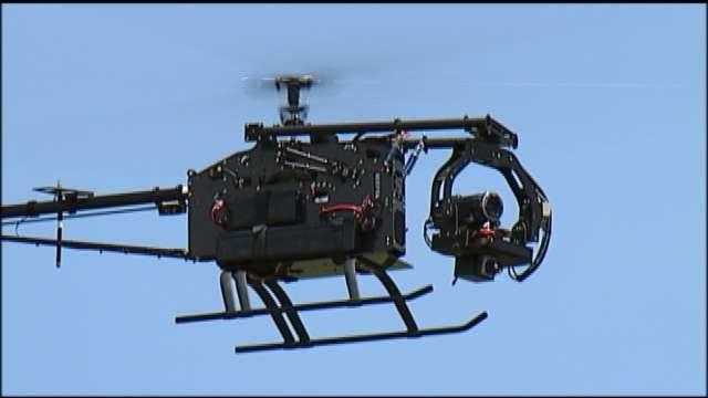 Debate Begins Over Use Of Drones In Oklahoma Skies