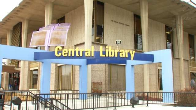 Tulsa's Central Library To Hold Public Meeting On Renovation Plans