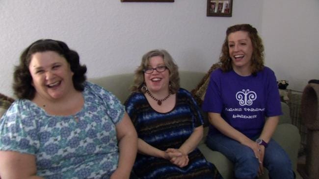 3 Tulsa Women Raise Awareness During Turner Syndrome Awareness Month