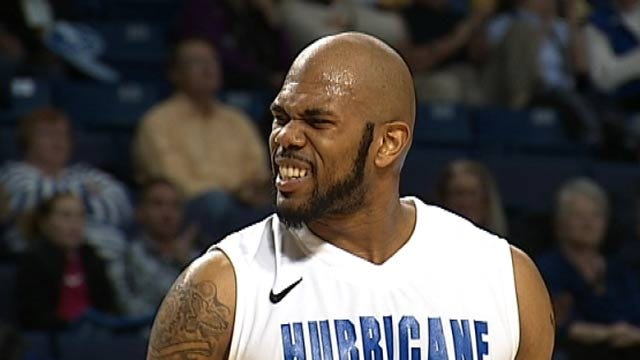 Golden Hurricane Pummeled On The Road By Memphis
