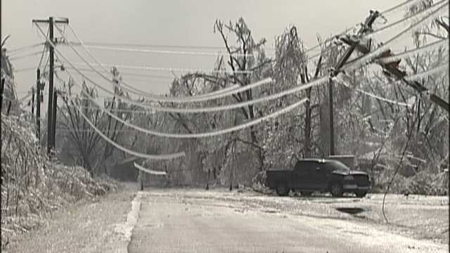 Oklahomans Have Proven Method For Predicting Ice Storm Severity