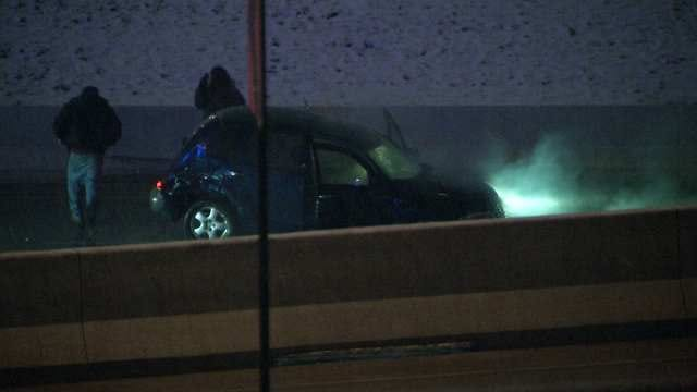 Overnight Refreezing Cause For Concern For Tulsa Drivers