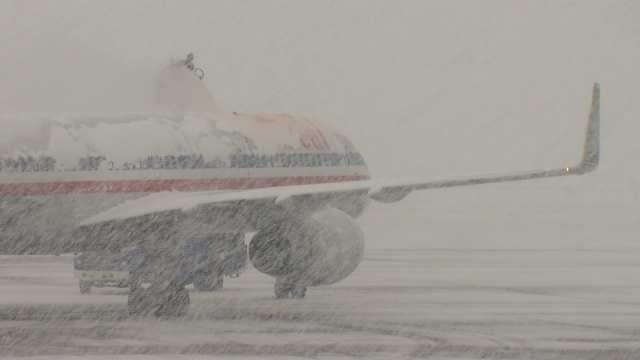 Tulsa International Airport Passengers Advised To Check Flight Status