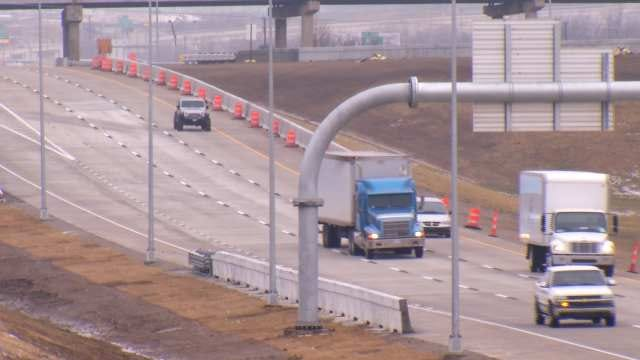 All Lanes Of Interstate 244 Reopened