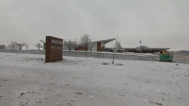 Bartlesville Parents Not Happy With District's Late School Cancellation