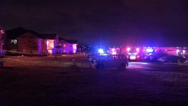 Man In Custody After Fatal Shooting At Tulsa Apartments Near Spartan College