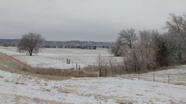Oklahoma Residents Hope More Winter Weather Will Ease Drought
