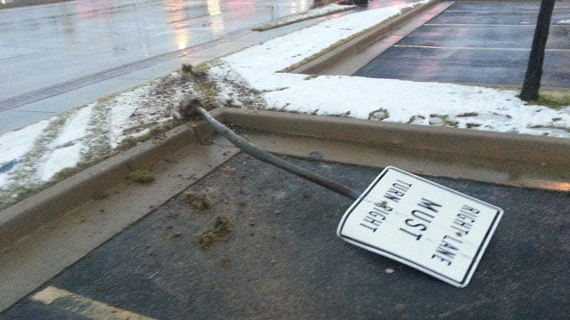 Police: Dropped Prescription Sends Car Crashing Into Tulsa Restaurant