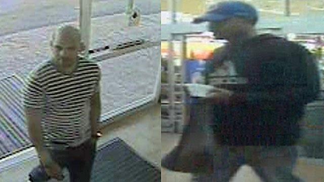 Tulsa Police Seek Men Who Used Credit Card Taken In Robbery