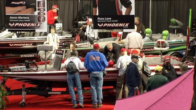 Attendance At Tulsa Bassmaster Classic Expo Could Break Records