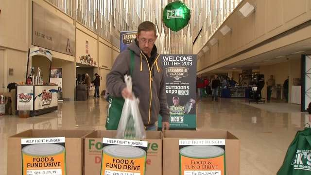Fishing Fans Can Help Green Country Charities At Bassmaster Classic