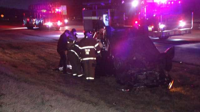 Alcohol May Be A Factor In Two Tulsa Wrecks