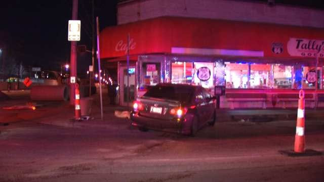 Tulsa Photographer Helps Police Nab Hit-And-Run Driver