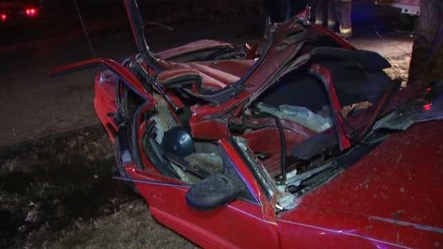 Claremore Teen Critical After High-Speed Wreck