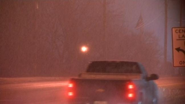 Bartlesville Residents Take Precautions With Blizzard Warning In Effect