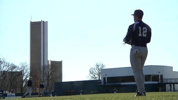 ORU Baseball Game At Wichita State Cancelled