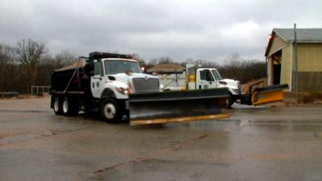 Road Crews In Osage County, Bartlesville Brace For Blizzard Conditions