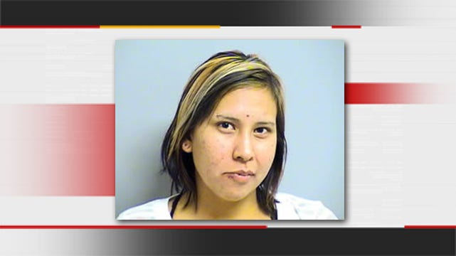 Tulsa Police: Woman Wanted For Whiskey Bottle Assault