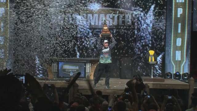 Bassmaster Classic Reports Near-Record Attendance For Tulsa Event