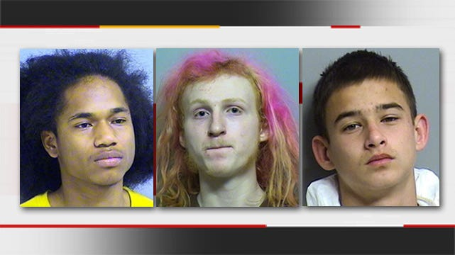 Juvenile Records Show What Led Oklahoma Teens To Murder Charges