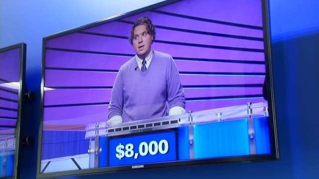 News On 6's Own Joshua Brakhage Ends Run On Jeopardy, $100,000 Richer