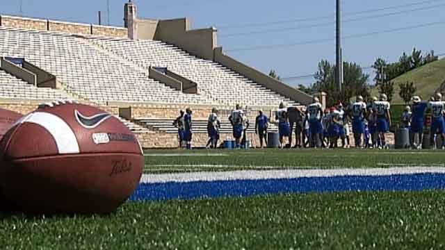 Tulsa Moves Two Football Home Games To Thursday Night