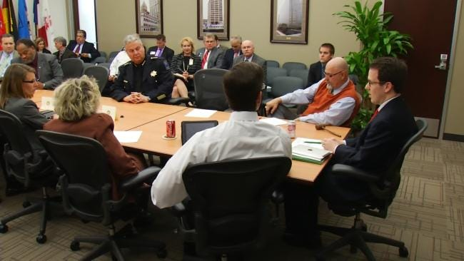 Tulsa Police Chief Requests Major Increase To Force