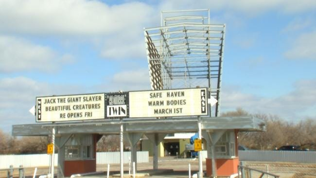 Tulsa's Admiral Twin Drive-In's Earliest Opening Ever This Weekend