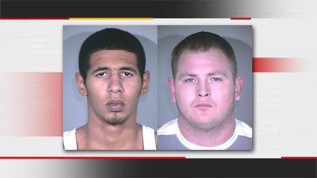 Police: Broken Arrow Men Arrested With 11 Stolen Prom Gowns