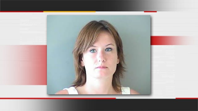 Bixby Woman Wanted For Arson, Meth Manufacture